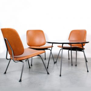 Kembo design WH Gispen chairs