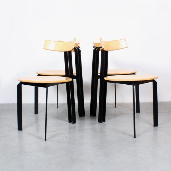 Harvink Zeta dining chairs set