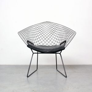 Diamond chair Knoll 421 Bertoia
