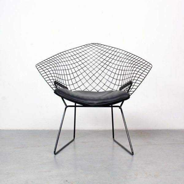 Diamond chair Knoll 421 Bertoia