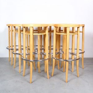 Thonet stool 204 bar