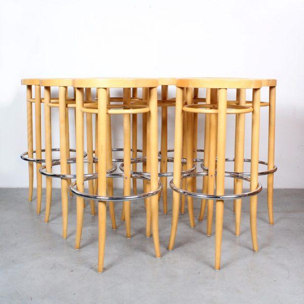 Thonet stool 204 bar