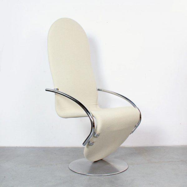 Panton desk dining chair 123