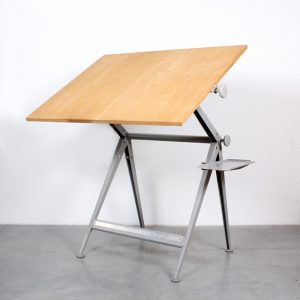 Friso Kramer drafting architect table reply