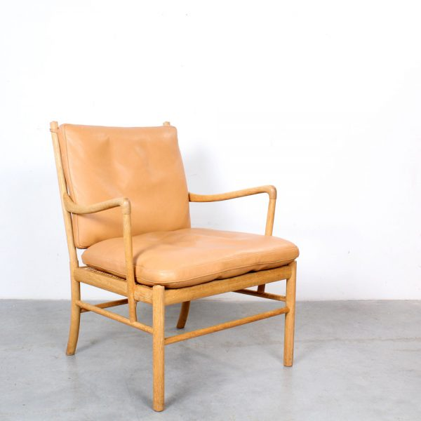Colonial chair Poul Jeppesen