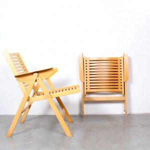 REX folding chair Kralj