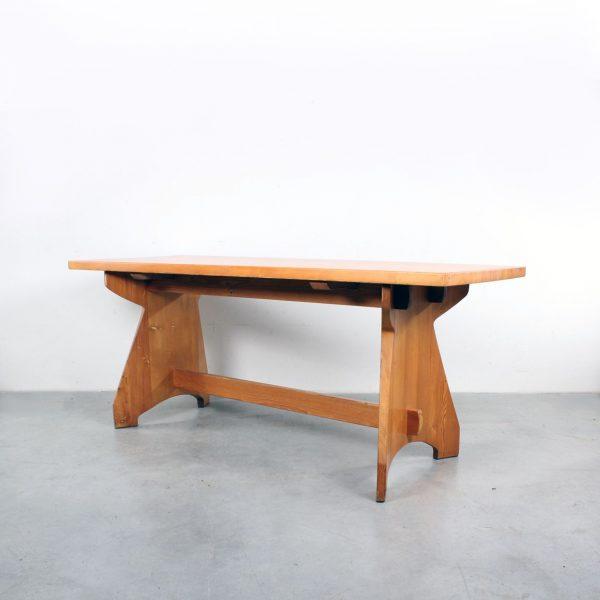 Danish design Kielland-Brandt pine table