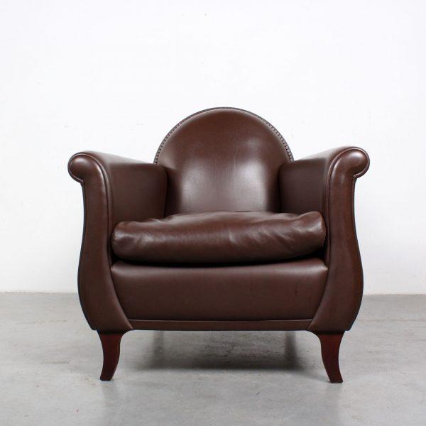 Lyra chair Poltrona Frau
