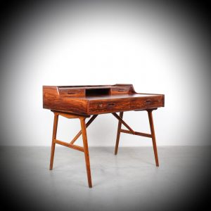 Vinde Mobelfabrik rosewood desk 64