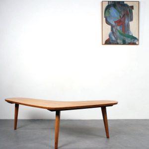 Bovenkamp boomerang coffee table