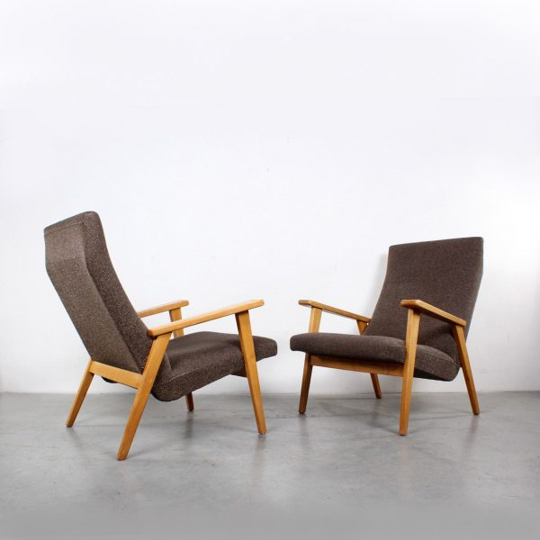Rob Parry two armchairs Dutch design